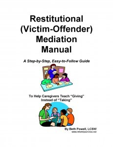 Restitutional l Mediation Cover Page